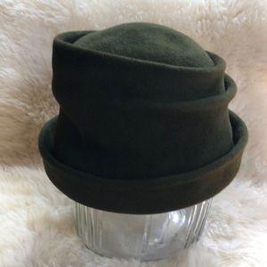 Stunning! Shuichi Kameoka New York wool felt hat.